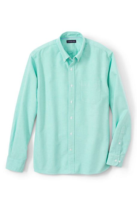 Men's Sail Rigger Oxford Shirt from Lands' End