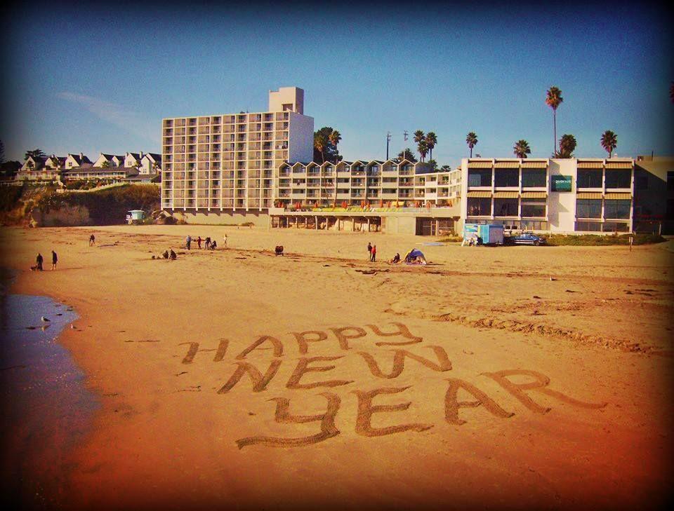 Dream Inn on the Beach in Santa Cruz! My favorite Hotel in SC!