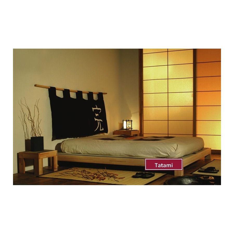 lit tatami en 2019 chambre l i lit japonais tatami et lit. Black Bedroom Furniture Sets. Home Design Ideas