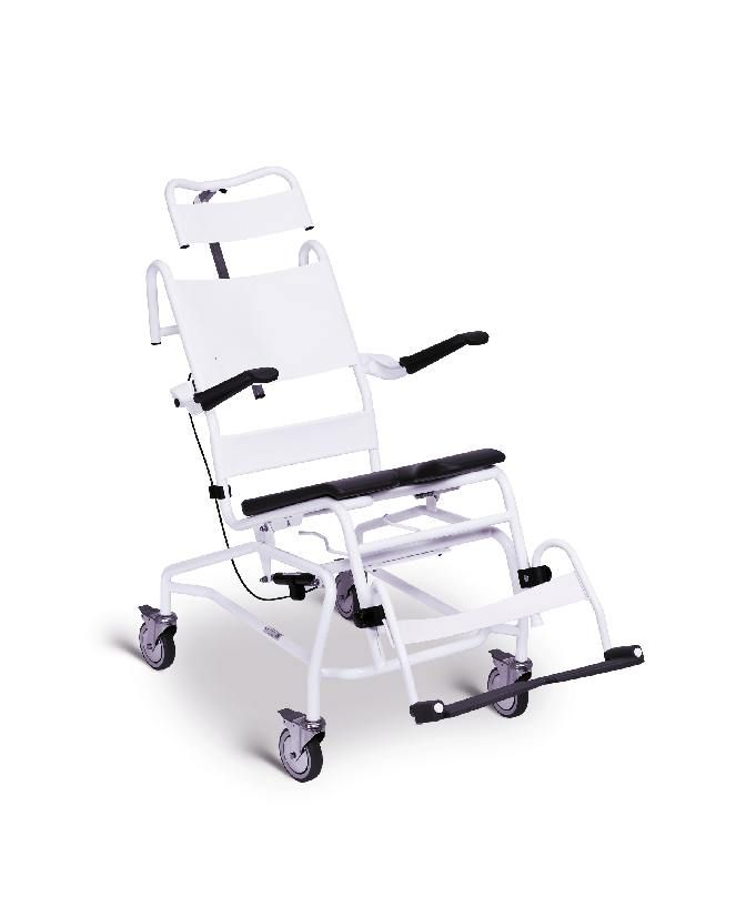 Tilting shower and toilet chair - Handicare International ...