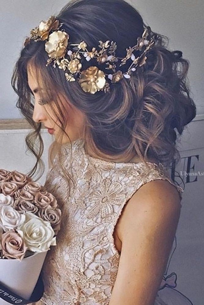 39 Best Pinterest Wedding Hairstyles Ideas Wedding Forward Wedding Hairstyles For Long Hair Long Hair Updo Beautiful Bridal Hair