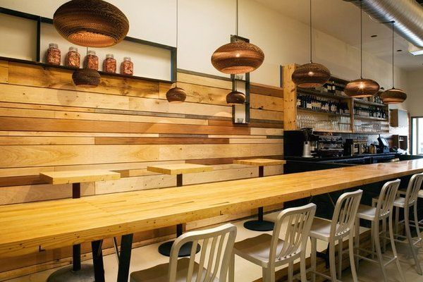 Reclaimed Wood Interior | Starbelly | Black\'s Farmwood | Reclaimed ...