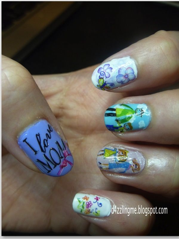 365 Days Of Nail Art Nailsmag Check Out Thepolishobsessed