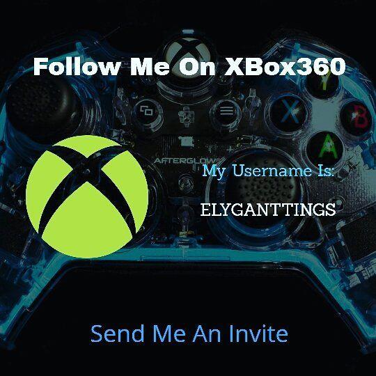Now accepting invites and game challenges.  Join me on XBox360. My username is:  Elygantthings  #razer #gaming #pcgaming #csgo #playstation #zocken #zocker #ps4 #ps3 #xbox #spielen #münchen #callofduty #cod #blackops #blackops3 #bo3 #blackops2 #battlefield #berlin #hamburg #gamer #anime #game #lol #xboxone #2017 #deutsch #german #germany