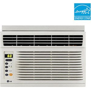 Energy Star 6 000 Btu Window Mounted Air Conditioner With Remote Control 115 Volts Walmart Com Small Window Air Conditioner Room Air Conditioner Portable Small Room Air Conditioner
