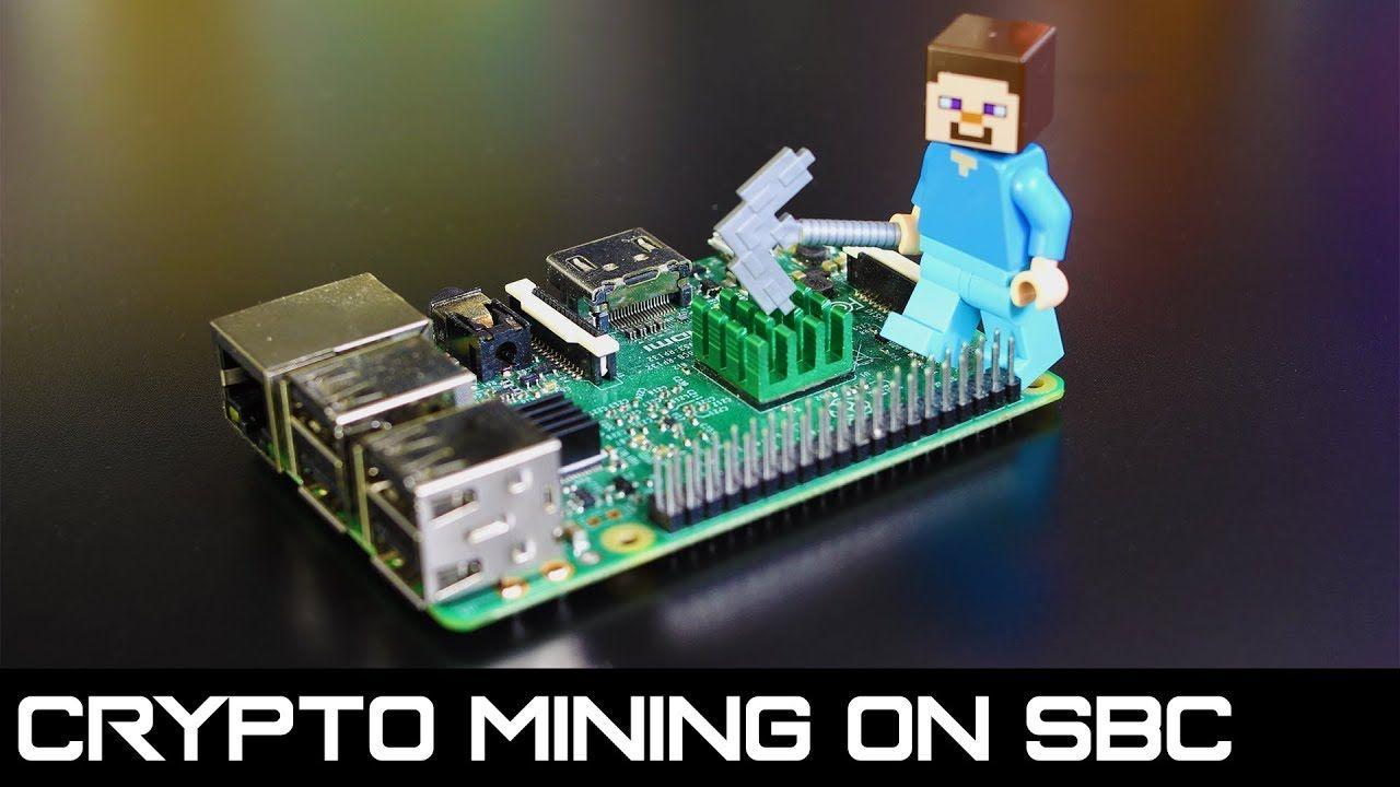 Crypto Mining on SBC like raspberry pi or tinker board might