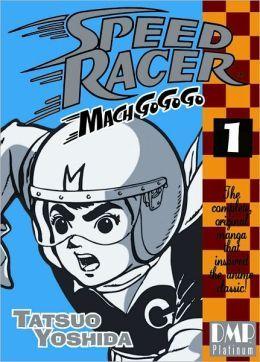Speed Racer : Mach go go go (Vol. 1 & Vol. 2)