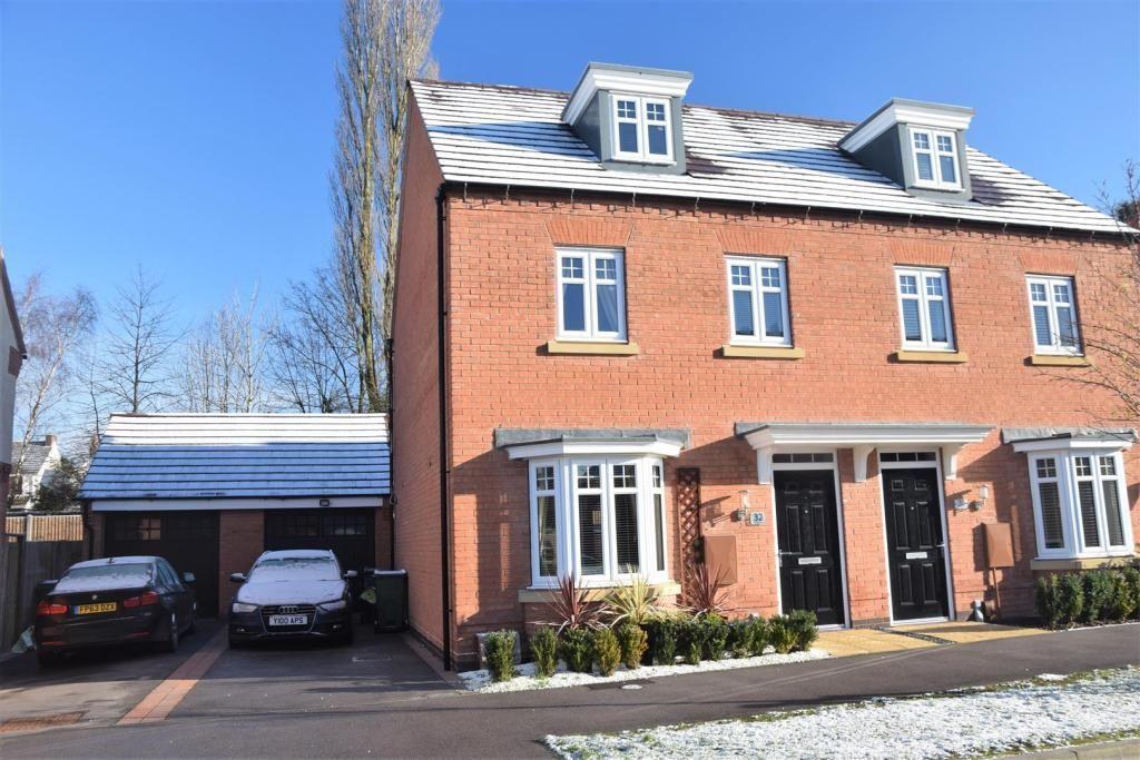 3 bedroom semidetached house for sale John Cooper Way
