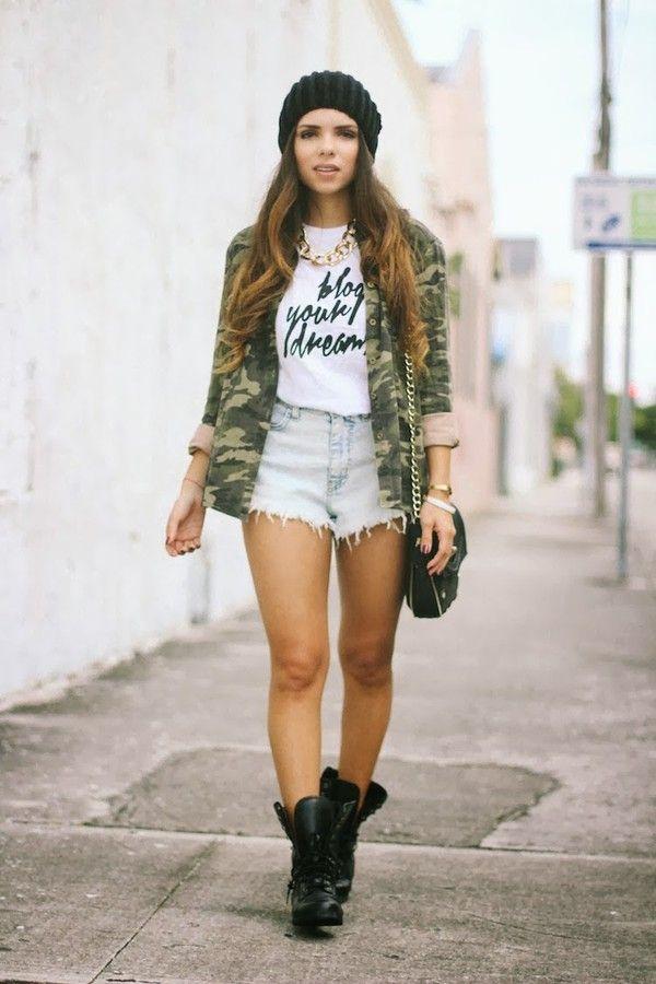 Trendy teen clothing