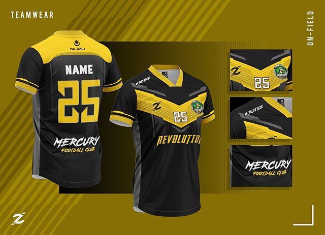 Desain Baju Tim Esport - BAJUKU
