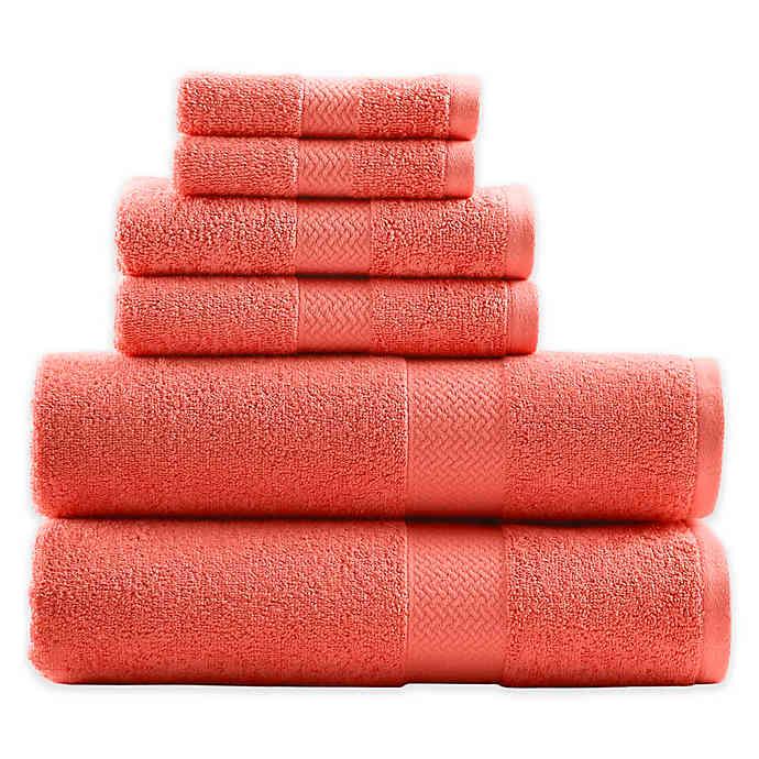 Tommy Bahama Cypress Bay 6 Piece Towel Set Bed Bath Beyond