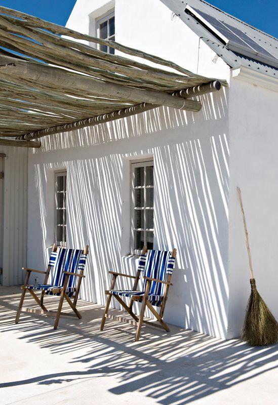Méchant Studio Blog weekend in south africa bonnie - Peindre Une Terrasse En Beton