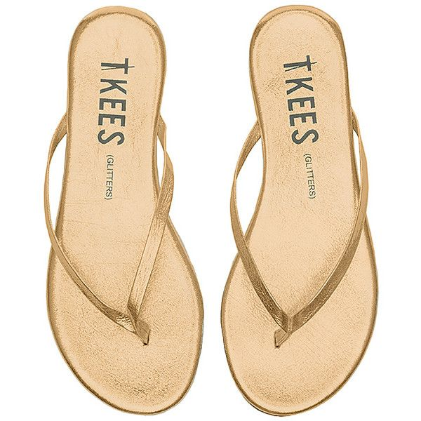 TKEES Sandal Shoes (65 CAD) ❤ liked on Polyvore