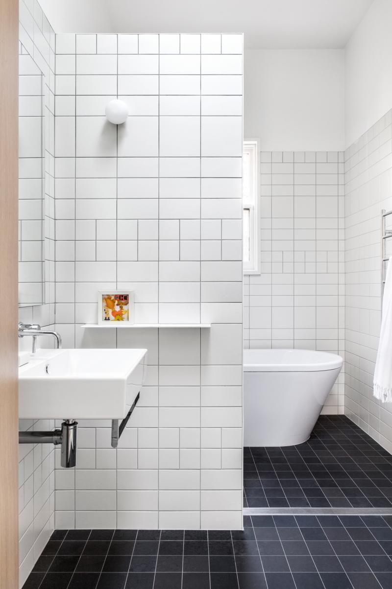 07_of_10   Bathroom   Pinterest   Bath, Interiors and Toilet
