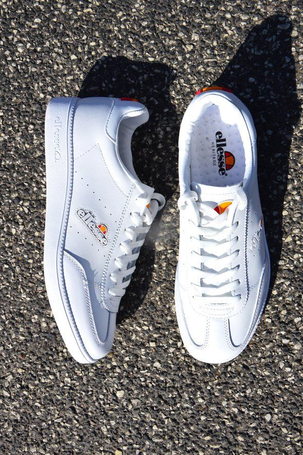 0e5727ffd31db6 Ellesse - El Napoli Leather. Find this Pin and more on Ellesse Shoes ...