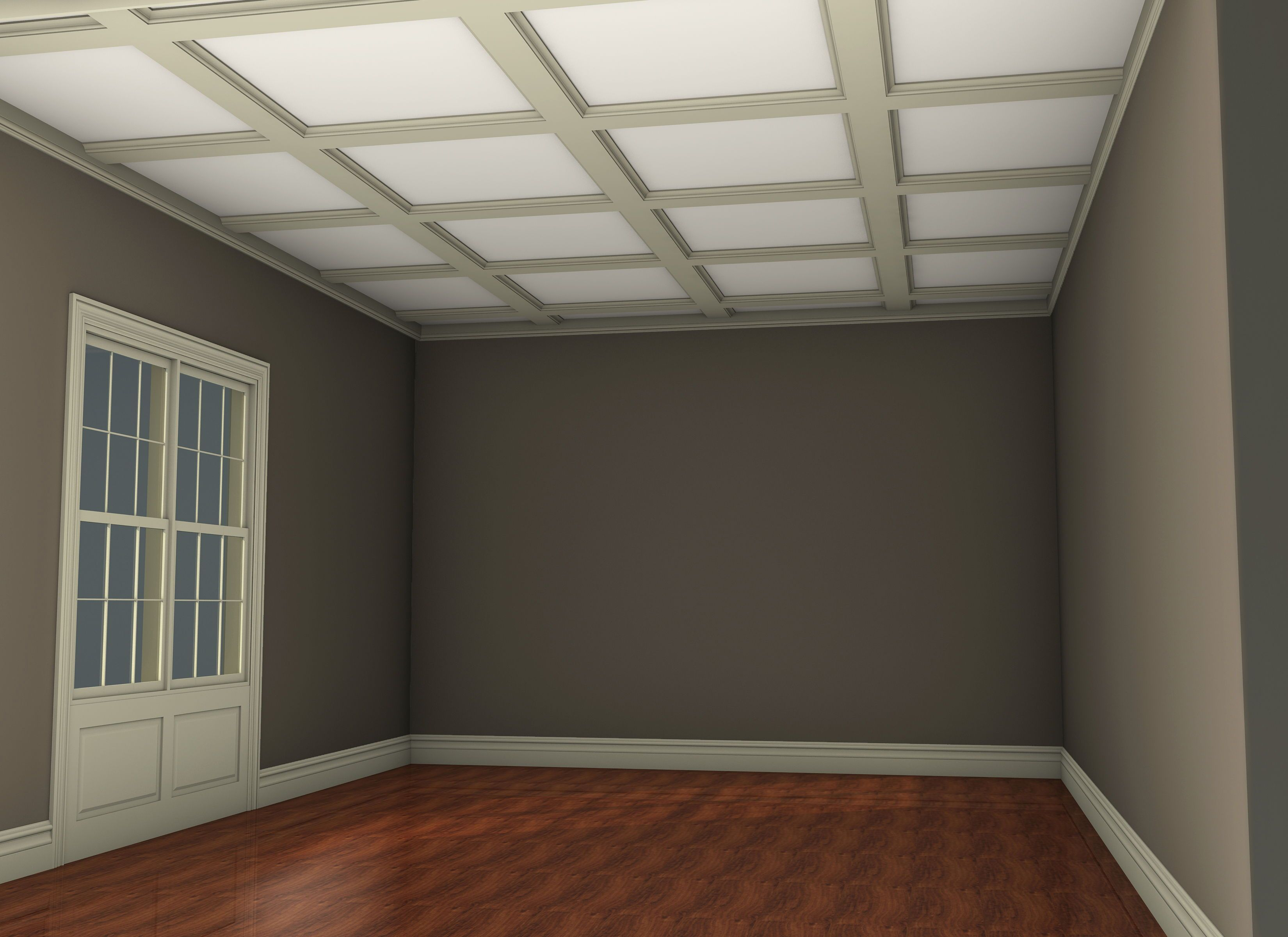 Pin On Tilton Coffered Ceilings