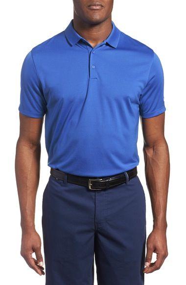 974540820 NIKE . #nike #cloth #   Nike Men   Blue polo shirts, Golf shirts, Polo