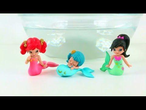 Color Magiki Sirenas Con Que Cambian Videos De Juguetes Agua lKcu1F3TJ