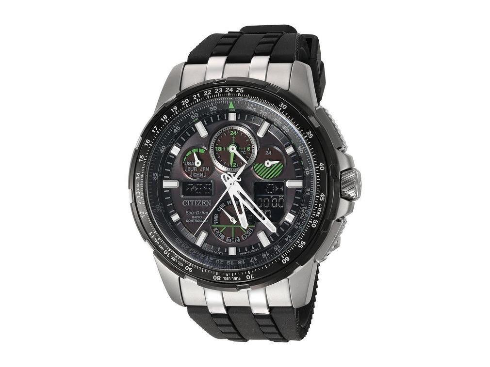 c161054e58a Citizen Eco-Drive Men s Skyhawk A-T Chronograph Watch