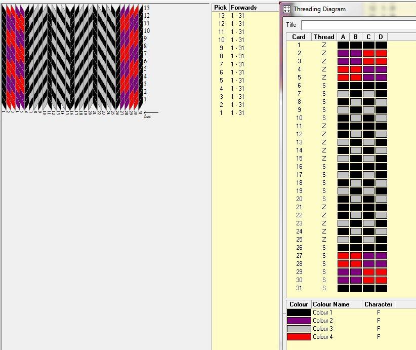 Fischgrat diagram (espina de pescado) , 31 tarjetas, 4 colores