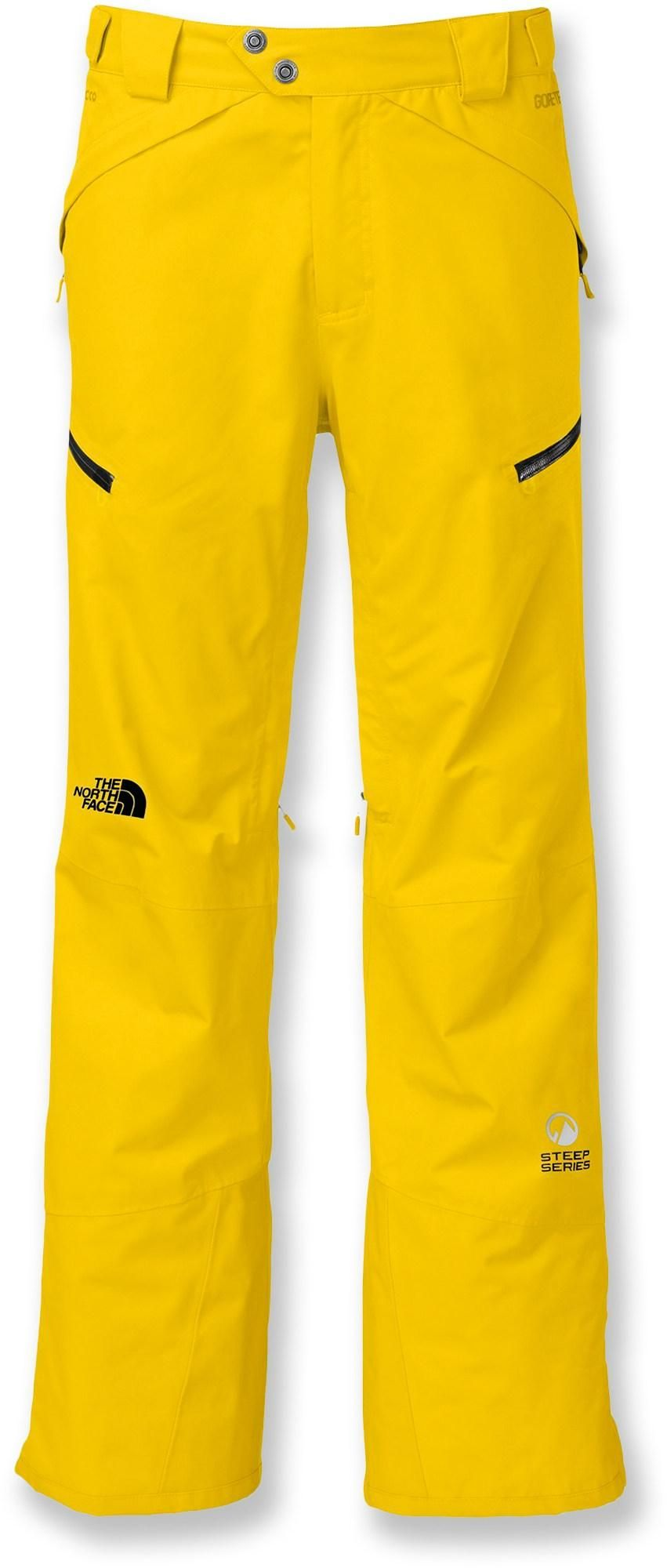The Nfz Insulated Pants By The North Face Offer Gore Tex Waterproof Protection And Sturdy Construction Reigifts Mens Pants North Face Mens Pants