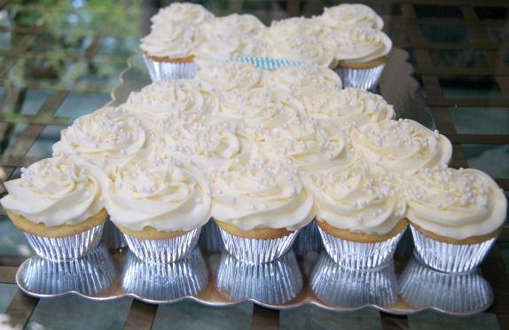 Wedding Gown Cupcake Cake | Bridal Shower | Pinterest | Wedding ...