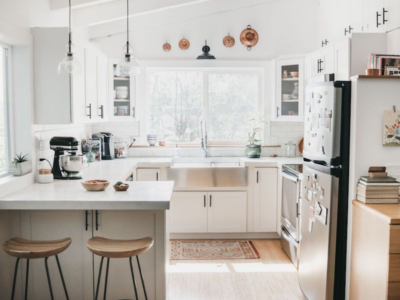 Step Inside an 800 Sq Ft Home in Alaska With Major Scandinavian Style