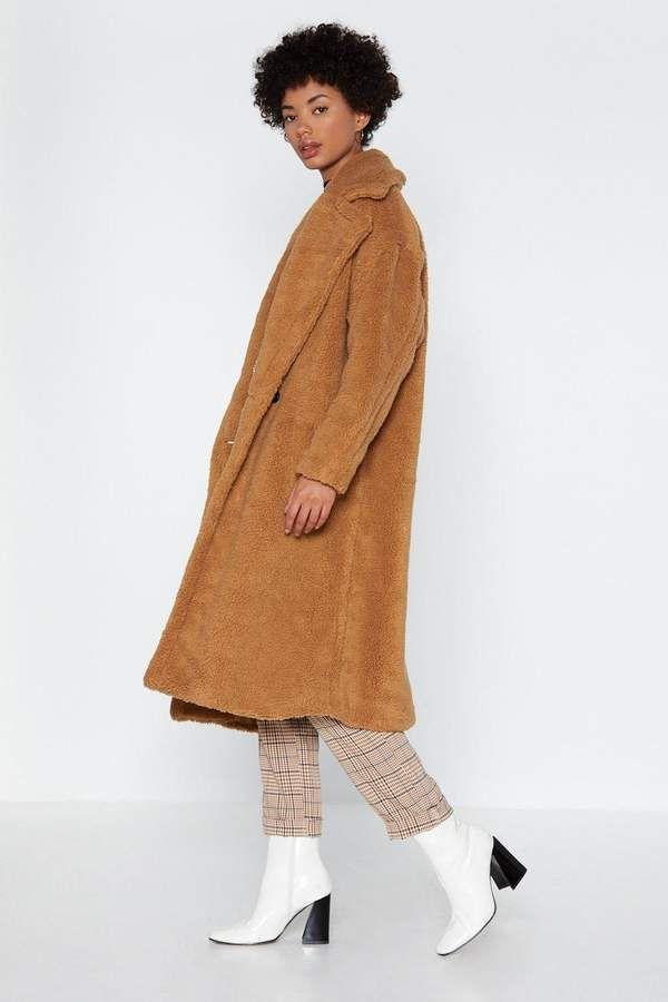 ad36306db5df Warm Love Faux Fur Coat | Products | Faux fur, Fur, Fur Coat