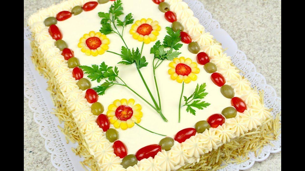 Bolo Salgado De Frango Com Pao De Forma Torta Fria Delicioso