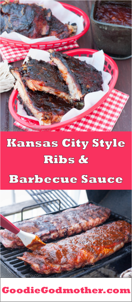 Kansas City Ribs Recipe Kansas City Ribs Recipe Bbq Recipes Recipes