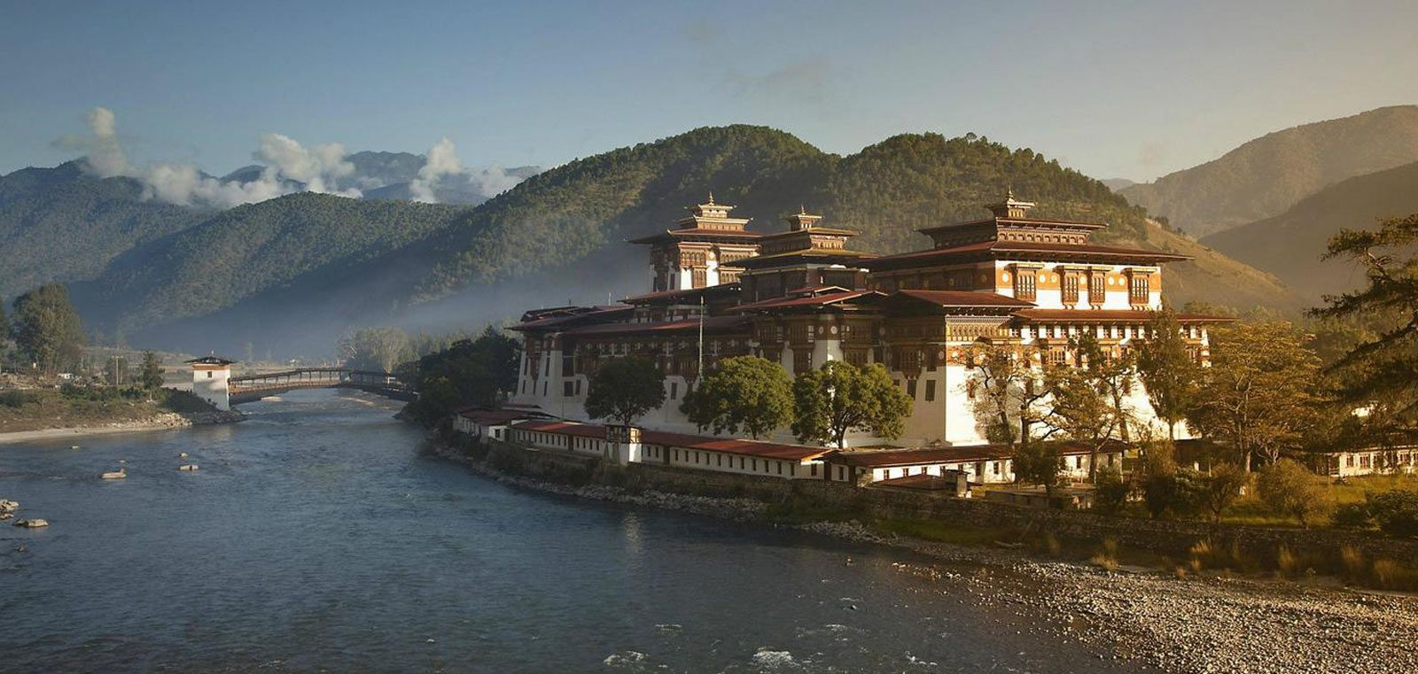 Authentic & Inspiring trips to Bhutan Beautiful places