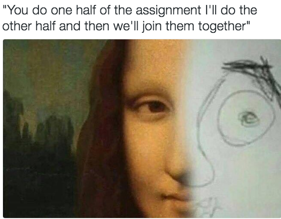 Just 100 Hilarious Memes For Anyone Who S Gone To University College Memes Humor Just For Laughs