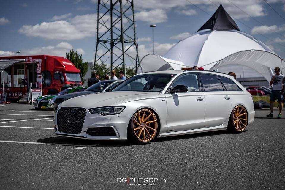 Audi A Wagon Vossen CVT Customer Submissions Teamvossen - Audi a6 wagon
