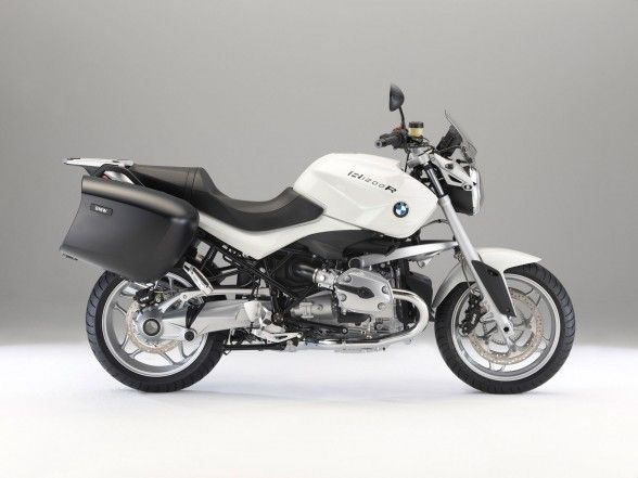 2011) BMW R1200R Touring Special   Rides   Pinterest   BMW and Engine