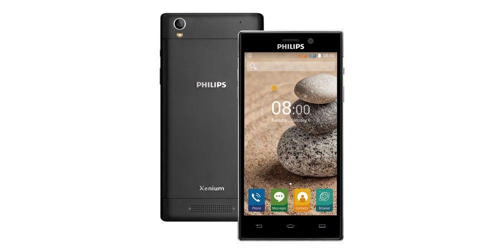 Philips Xenium V787 llega a Europa con una batería enorme