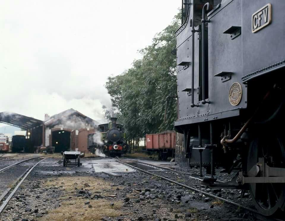 Chemin de fer du Vivarais, ancien depôt