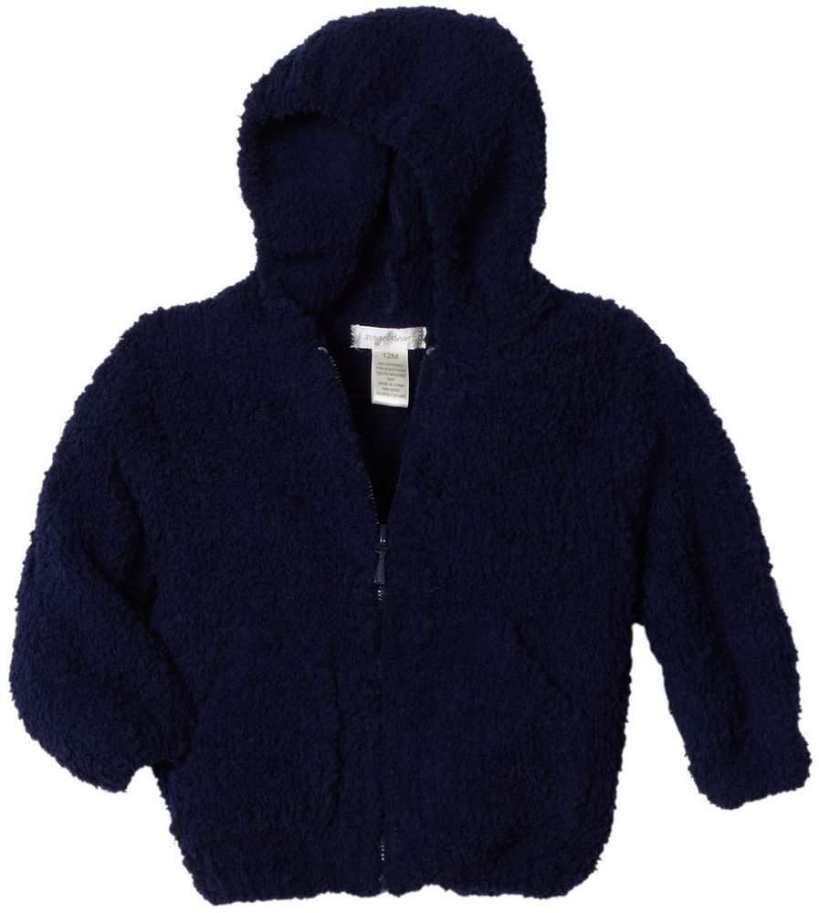 New Angel Dear Navy Blue Chanelle Sweater Jacket Baby Girl Boy Toddler 24 Mo 2T #AngelDear #Jacket #Everyday