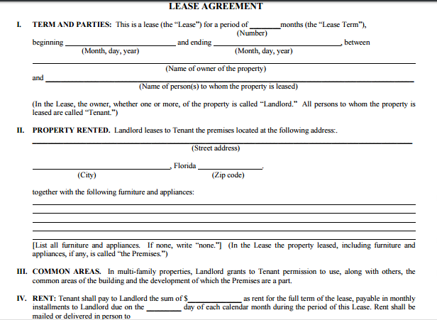 Free Printable Pffjt Uyqdg Basic Rental Agreement Fillable Lease Agreement Free Printable Rental Agreement Templates Lease Agreement