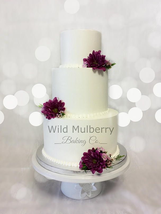Wild Mulberry Baking Co Bakery Denver Colorado WEDDING