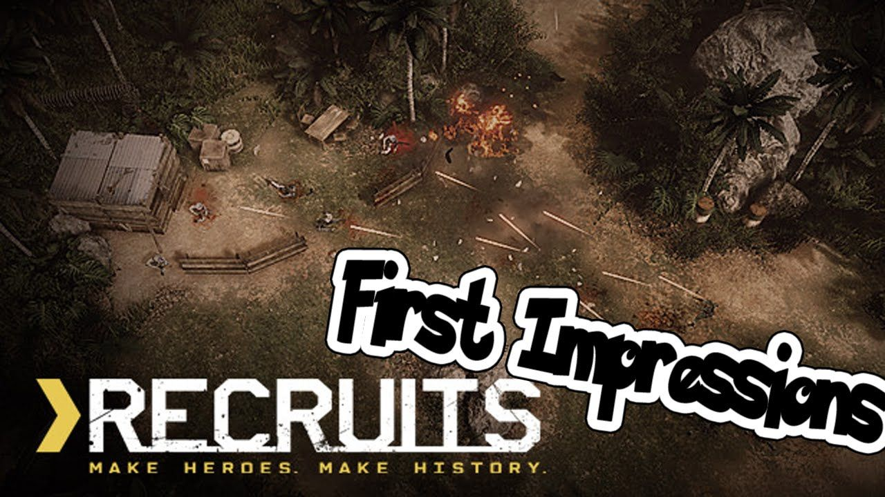 Recruits Early Access First Impressions