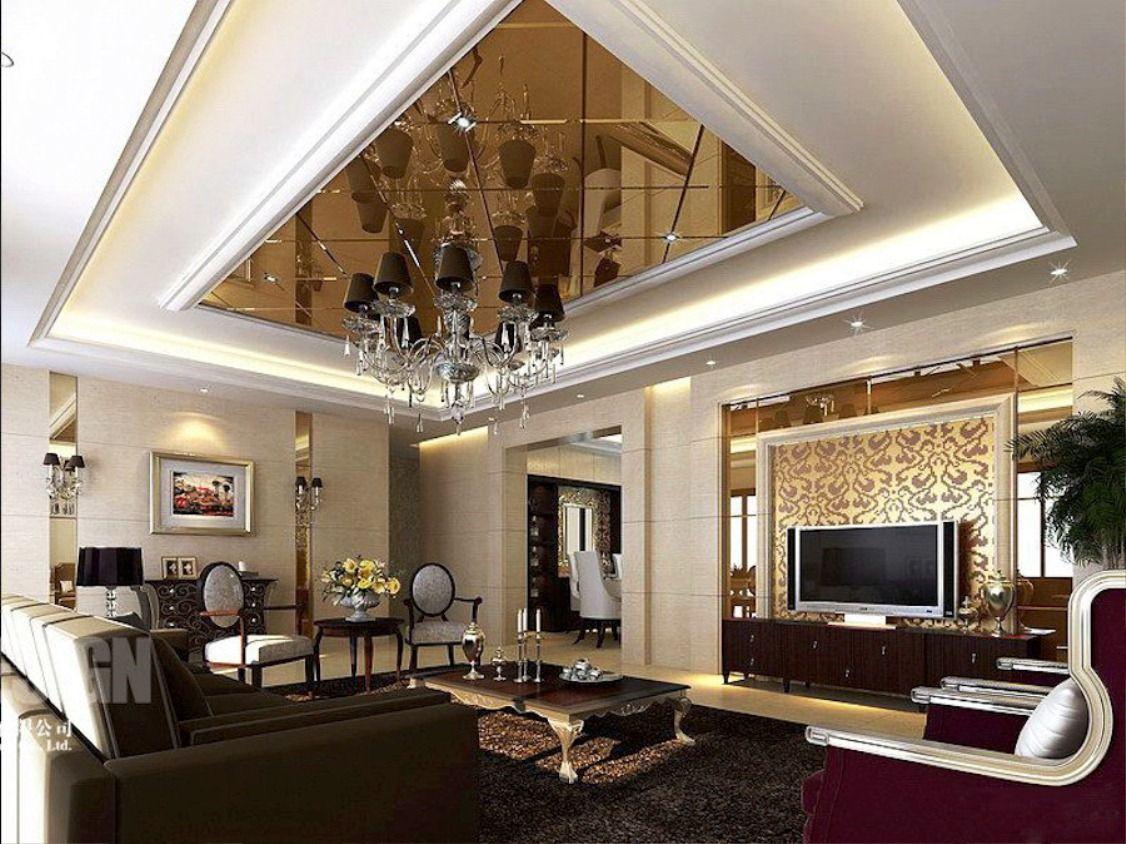 Contoh Gambar Desain Ruang Tamu Mewah Luxury Living Room Design Living Room Design Modern Modern Style Living Room Interior ruang tamu mewah