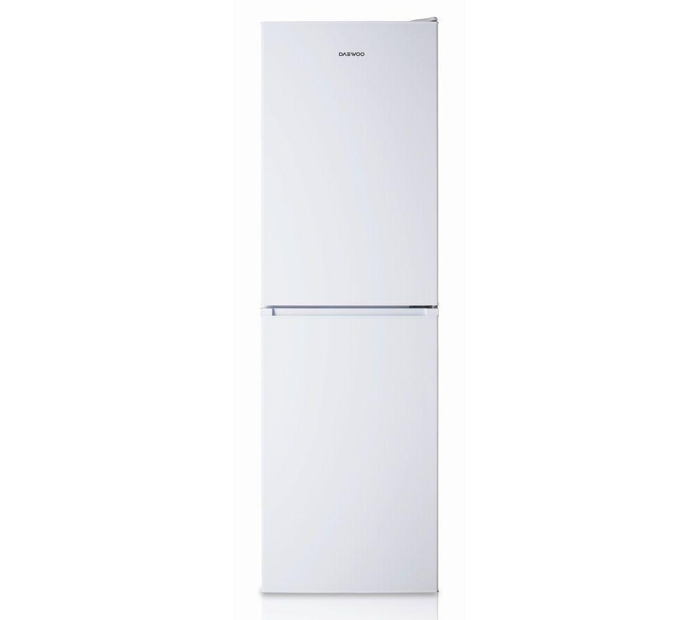 DFF470SW 50/50 Fridge Freezer – White   Freezer, Garden office and ...
