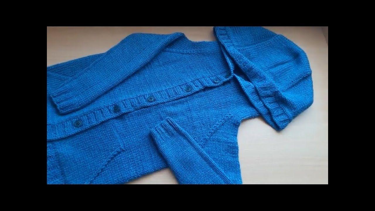 детская кофта с капюшоном спицами для начинающих детское