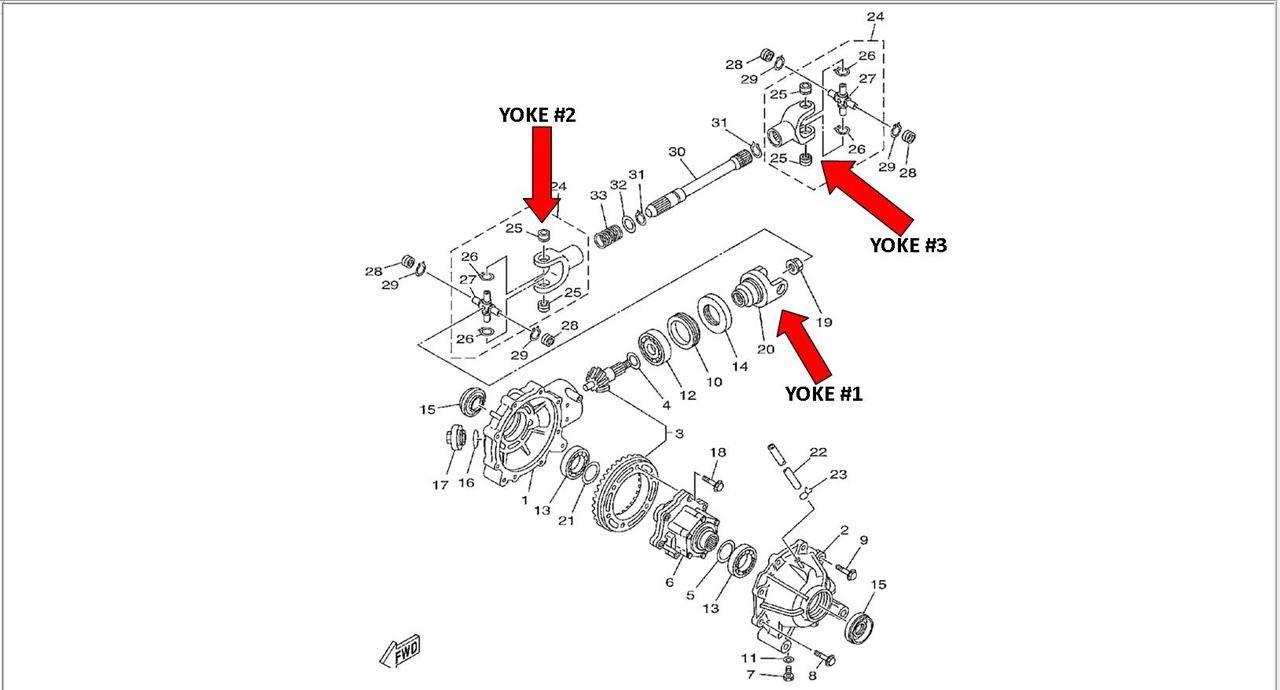 2002 Yamaha Big Bear 400 Wiring Diagram