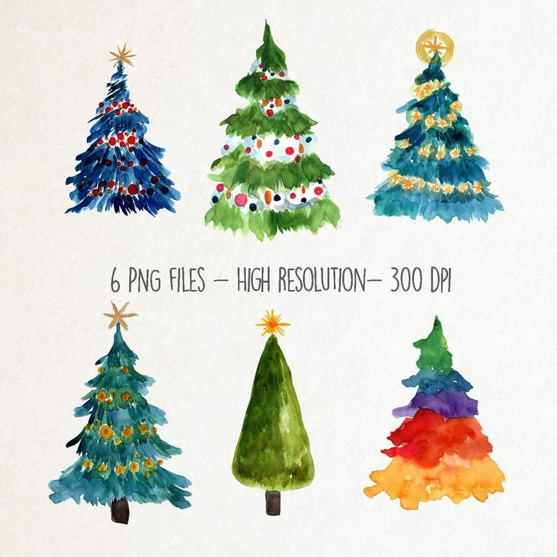 Watercolor Christmas Trees Clipart No 2 Watercolor Winter Clipart Pine Tree Clipart Christmas Png Christmas Invitation Holiday Clipart In 2020 Christmas Watercolor Watercolor Christmas Cards Christmas Tree Clipart