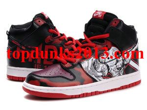 promo code ed45b 32a34 Authentic SB Friday the 13th Jason Voorhees Custom Nike Dunk