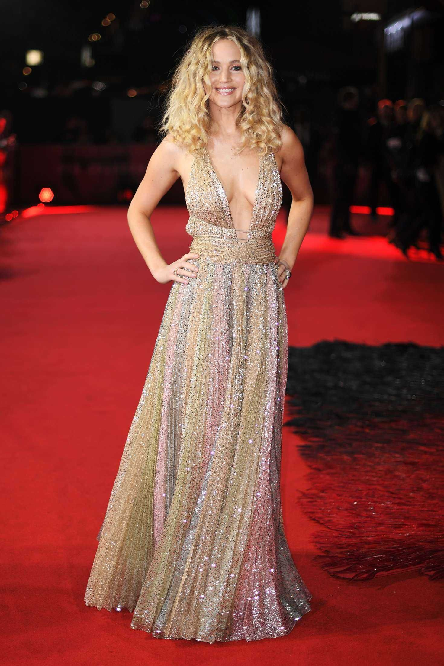 #JenniferLawrence #Pre...