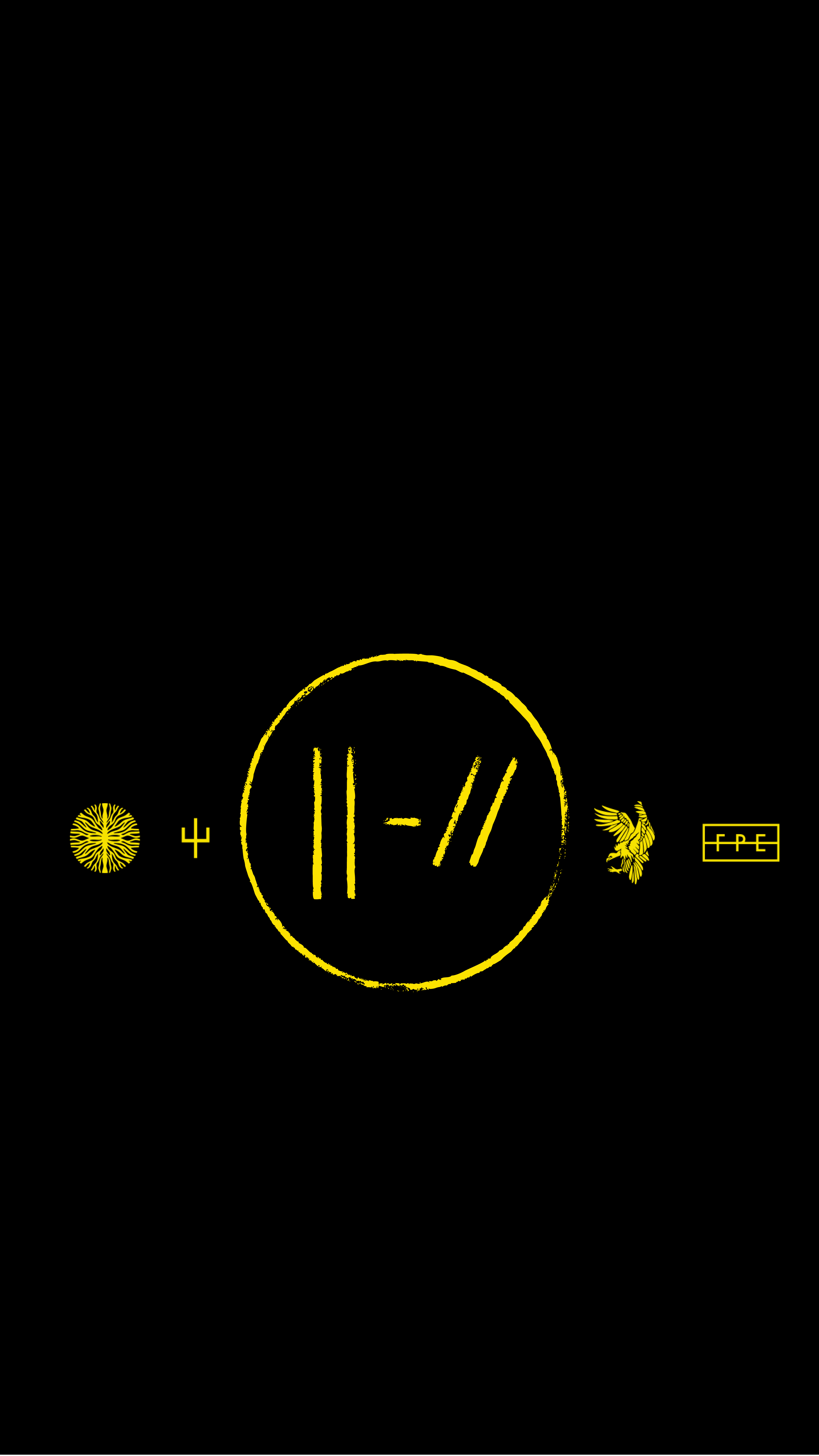 Twenty One Pilots Iphone Wallpapers Top Free Twenty One
