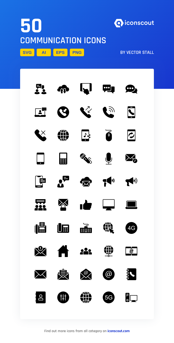 Download Communication Icon Pack Available In Svg Png Eps Ai Icon Fonts Communication Icon Icon Glyph Icon