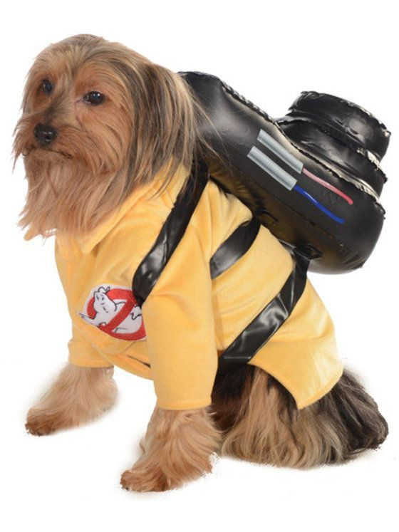 Ghostbusters Dog Costume | Diy home decor | Cat dog costume